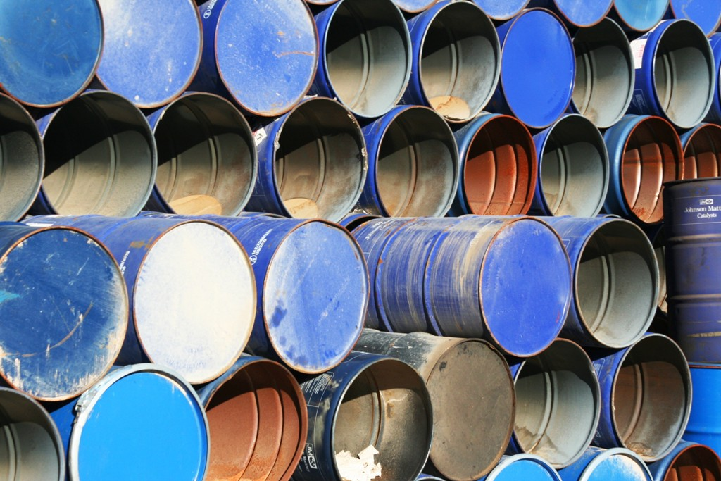 Oil Prices Impact Metal Recyclers