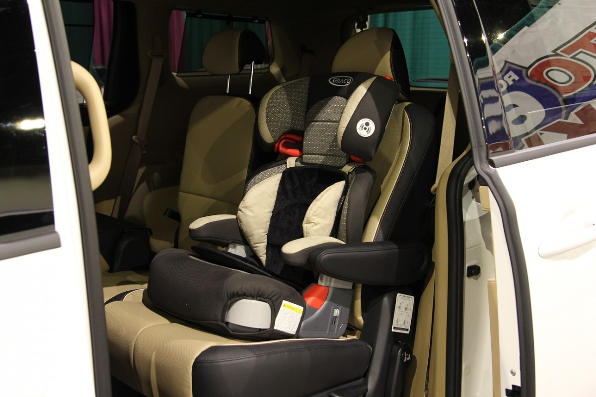 Keeping Kids Safe in Vehicles