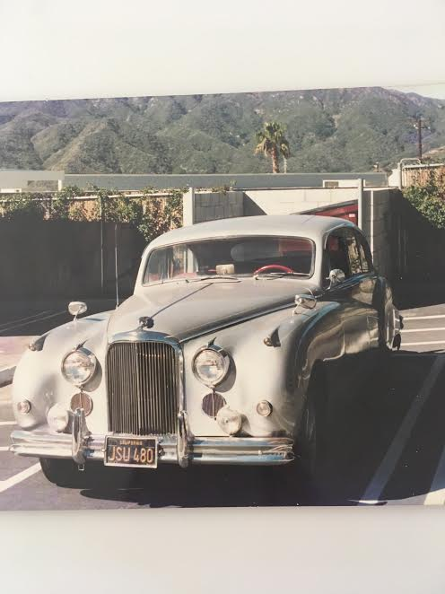 1961 Jaguar Mark IX Donated to American Cancer Society