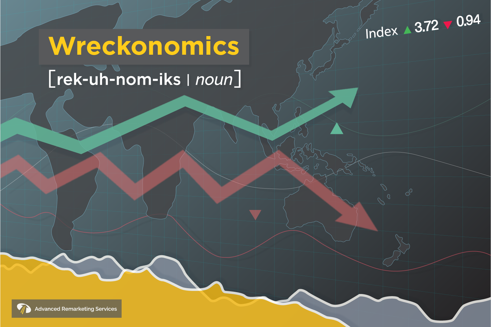 Wreckonomics blog banner
