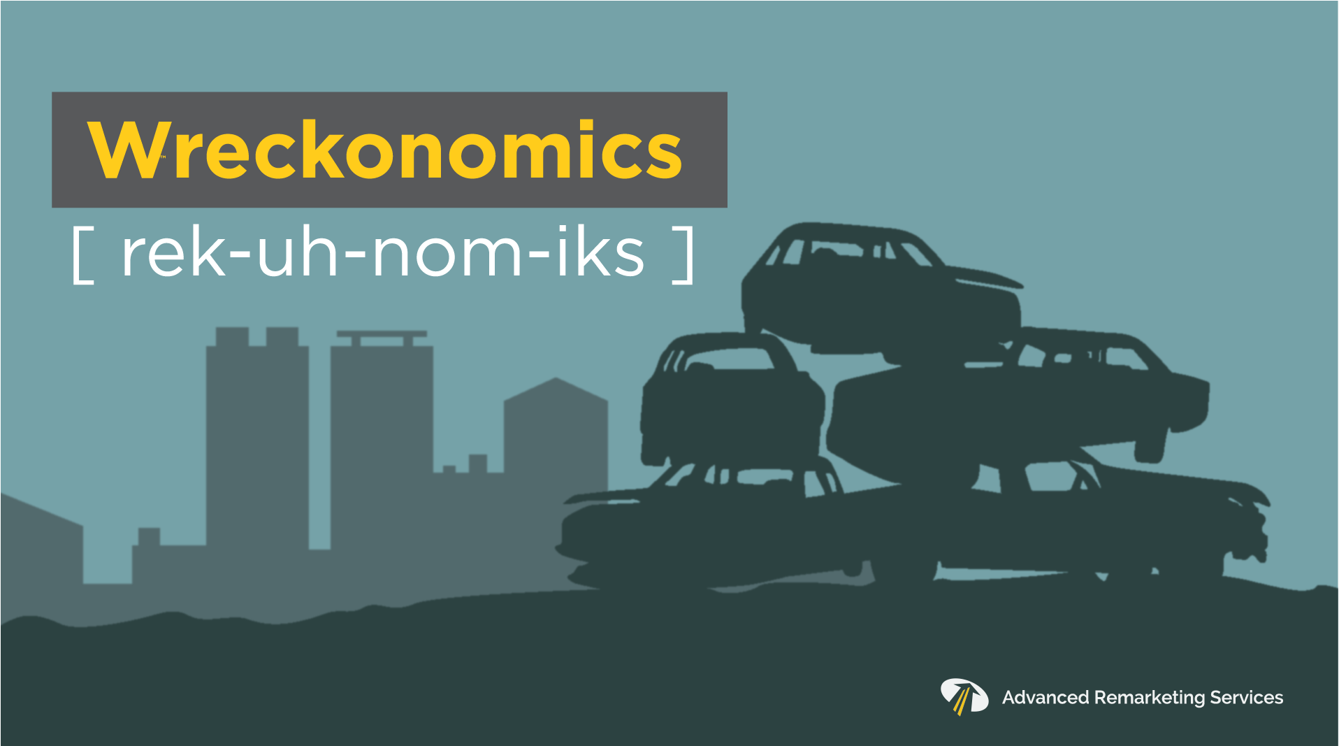 Wreckonomics ™ 1.1: Overall Vehicle Landscape & Junk Car Market