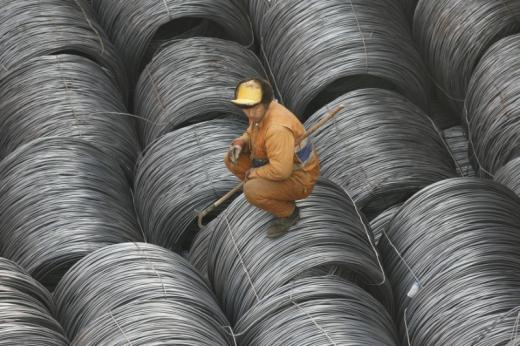 World Steel Output Ahead of 2016