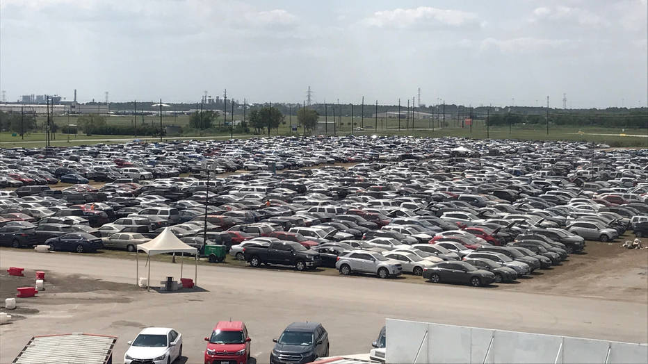 Houston Scrap Market in Hurricane Aftermath