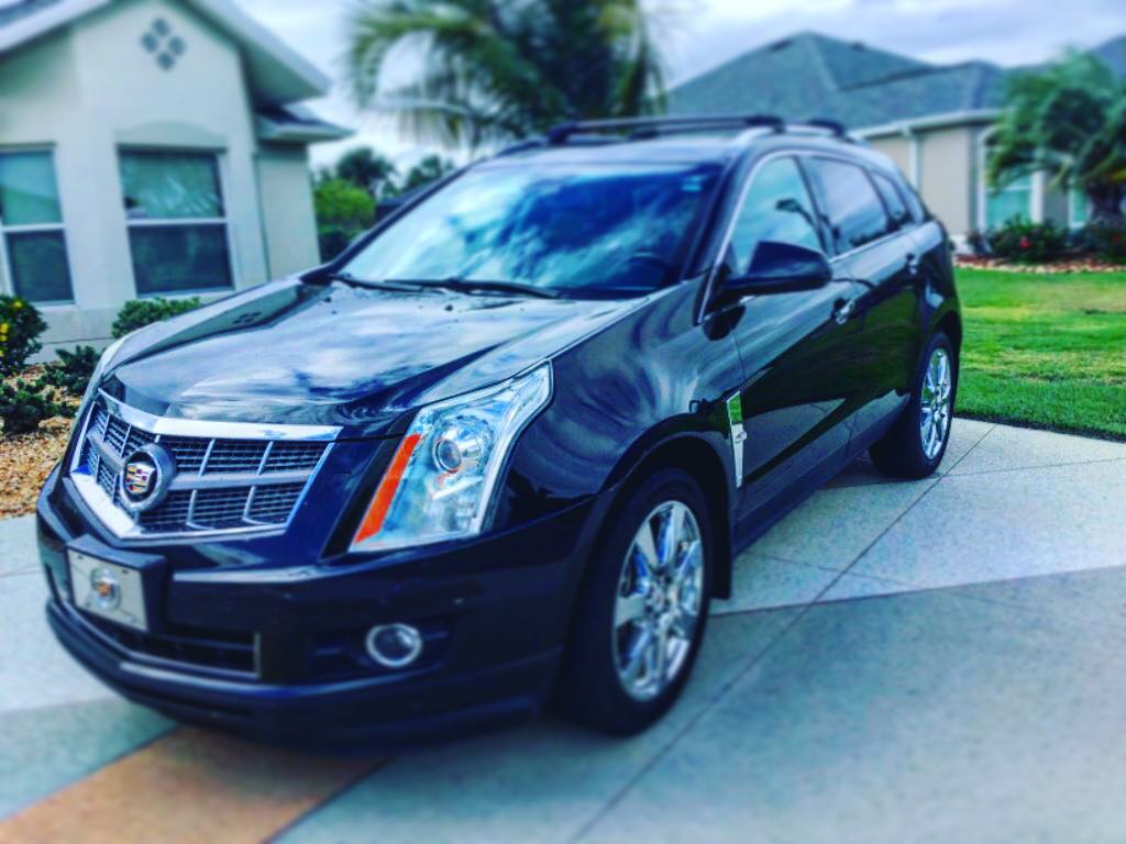 Habitat for Humanity Car Donation - 2011 Cadillac SRX