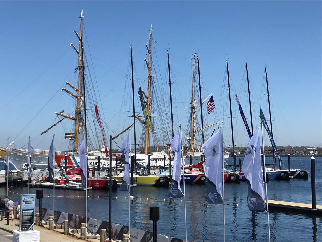 Volvo Ocean Race Comes to Newport