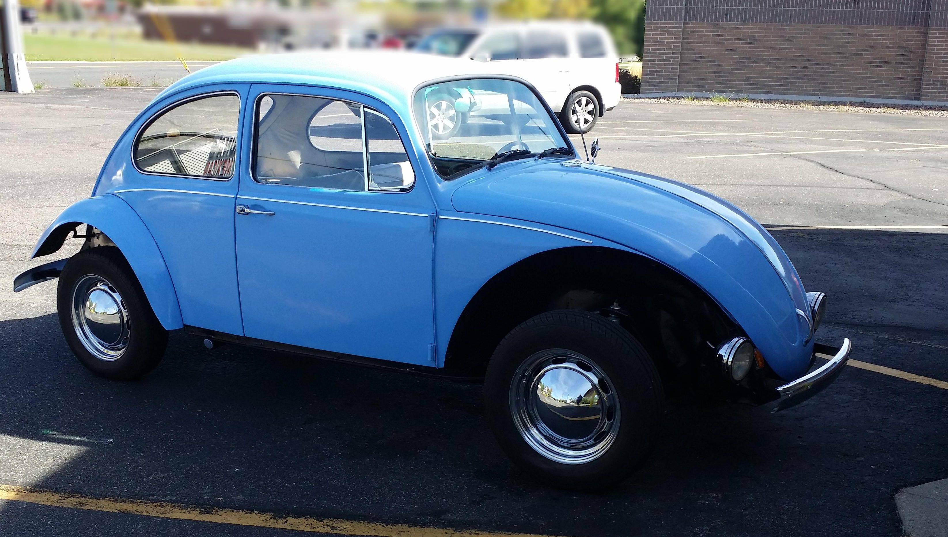 1976 Volkswagen Beetle Donated to Colorado Public Radio